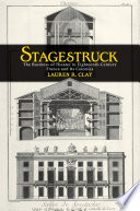 Stagestruck Industry Between The Reign Of Louis Xiv And