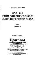 Farm Equipment Guide
