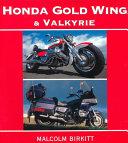 Honda Gold Wing & Valkyrie