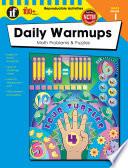 Daily Warmups  Grade 1