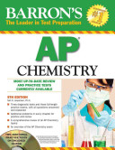 Barron s Advanced Placement Chemistry