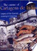 illustration The Cuisine of Cartagena de Indias, Legacy of the Spanish Cooking in Colombia