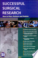 Successful Surgical Research book