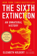 The Sixth Extinction-book cover