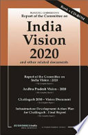 Planning Commission s Report of the Committee on India Vision 2020