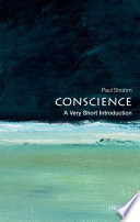 Conscience  A Very Short Introduction