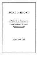 Fond Memory Book PDF