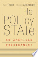 The Policy State Book PDF