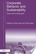 Corporate Behavior and Sustainability