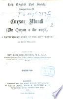 Cursor Mundi0