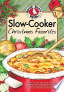Slow Cooker Christmas Favorites