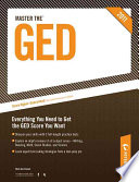 Master the GED   2011