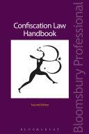 Confiscation Law Handbook