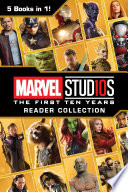 Marvel Studios The First Ten Years Reader Collection