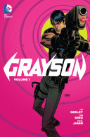 Grayson Vol  1  Agents of Spyral