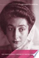 The Postcolonial Careers of Santha Rama Rau