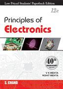 Principles of Electronics [LPSPE] Book
