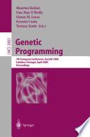 Genetic Programming Book PDF