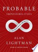 Probable Impossibilities Book PDF
