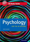 IB Study Guide  Psychology