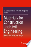Materials for Construction and Civil Engineering