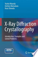 X Ray Diffraction Crystallography