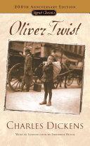 Oliver Twist  Or  the Parish Boy s Progress