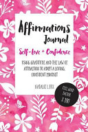Affirmations Journal for Self Love and Confidence