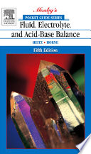 Pocket Guide to Fluid  Electrolyte  and Acid Base Balance
