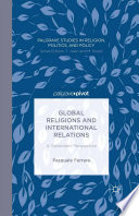 Global Religions and International Relations  A Diplomatic Perspective