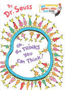 cover img of Oh, the Thinks You Can Think!