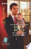 SECRETS  LIES   LULLABIES Book PDF