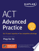 ACT Advanced Practice