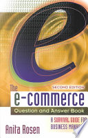 The E-commerce Question and Answer Book