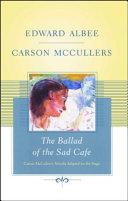 The Ballad Of The Sad Cafe book