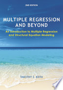 Multiple Regression And Beyond