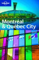 Montreal   Quebec City  Ediz  Inglese
