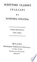 Lettere in proposito del suo libro della economia nazionale