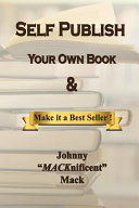 Self Publish Your Own Book
