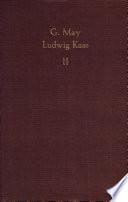 Mit Katholiken zu besetzende Professuren an der Universität Tübingen von 1817 bis 1945