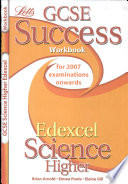 GCSE Edexcel Science Higher Success Workbook