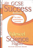 GCSE Edexcel Science Higher Success Workbook