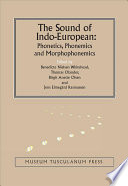 The Sound of Indo-European