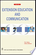 Extension Education And Communication