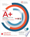 Comptia A Certification Study Guide Ninth Edition Exams 220 901 220 902