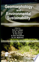 Geomorphology And Environmental Sustainability book