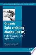 Organic Light Emitting Diodes  OLEDs