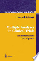 Multiple Analyses In Clinical Trials