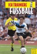 Ich trainiere Fu  ball