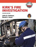Kirk s Fire Investigation